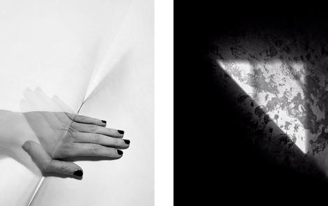Fotografías en blanco y negro. Mireia Alises