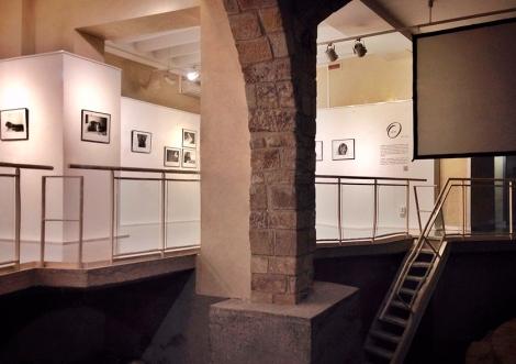 Fotografías del proyecto Ophelia expuestas en la Sala Ruïnes del Pati Llimona (Barcelona)