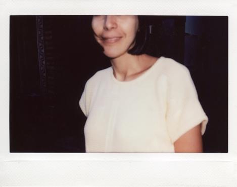Retrato de Mireia Alises. Fotografía de Joan  Teixidor