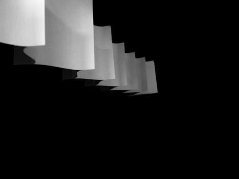 Negro casi blanco. Mireia Alises